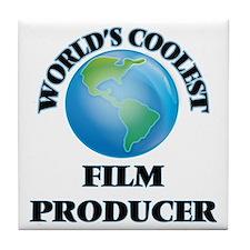 Film Producer Tile Coaster