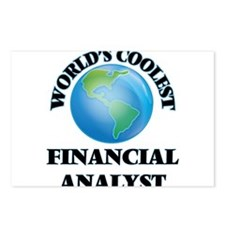 Financial Analyst Postcards (Package of 8)
