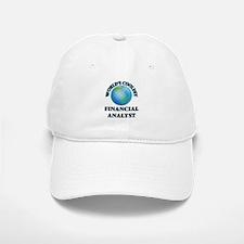 Financial Analyst Baseball Baseball Cap