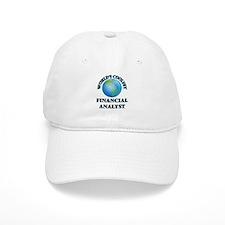 Financial Analyst Baseball Cap