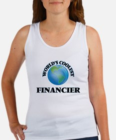 Financier Tank Top