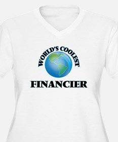 Financier Plus Size T-Shirt