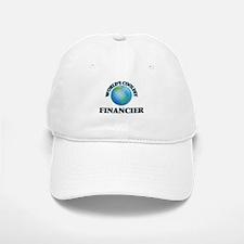 Financier Baseball Baseball Cap