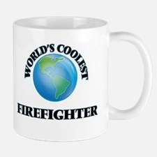 Firefighter Mugs