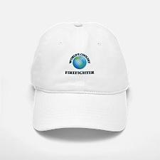 Firefighter Baseball Baseball Cap