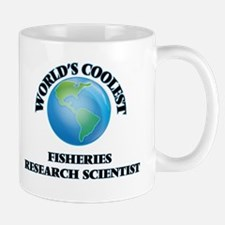 Fisheries Research Scientist Mugs
