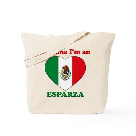 Esparza, Valentine's Day Tote Bag