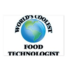 Food Technologist Postcards (Package of 8)