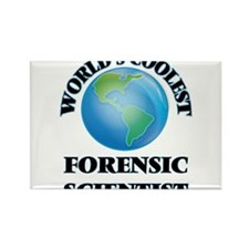 Forensic Scientist Magnets