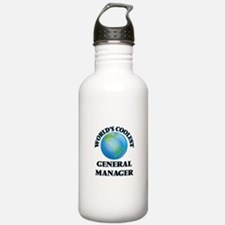 General Manager Water Bottle