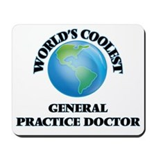 General Practice Doctor Mousepad