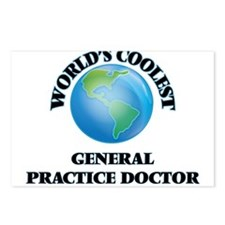 General Practice Doctor Postcards (Package of 8)