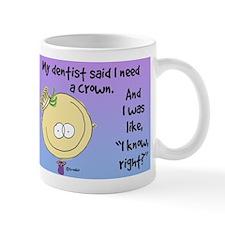 Funny Co-Edikit Crown - 11oz Mugs