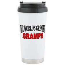 Cute Gramps Travel Mug