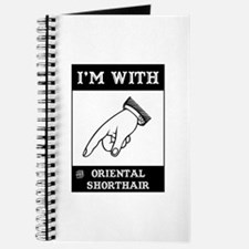 I'm With The Shorthair Journal