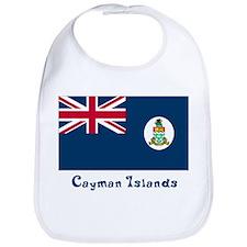 Cayman Island Flag Bib