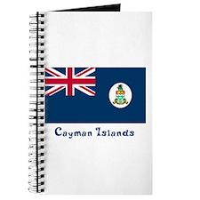 Cayman Island Flag Journal