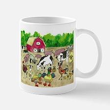 Barnyard Party Mugs