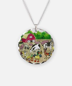 Barnyard Party Necklace