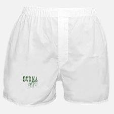 Burma Roots Boxer Shorts