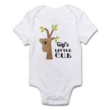 Gigi's Little Cub Infant Bodysuit