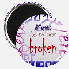 Not Broken Magnet