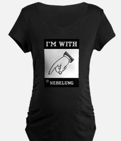 I'm With The Nebelung T-Shirt
