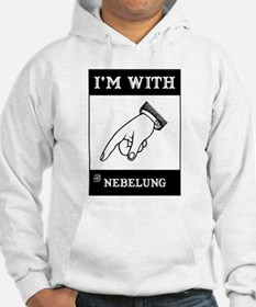 I'm With The Nebelung Hoodie