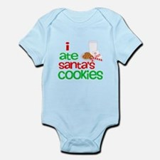 I Ate Santas Cookies Body Suit