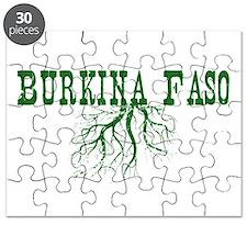 Burkina Faso Puzzle