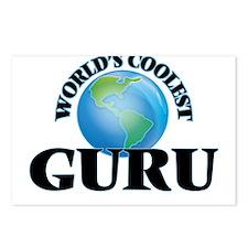 Guru Postcards (Package of 8)