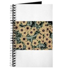 oil painted yellow flowers Journal