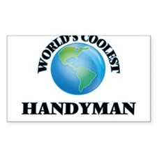 Handyman Decal