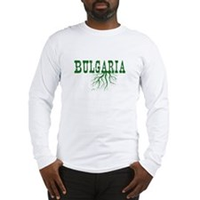 Bulgaria Roots Long Sleeve T-Shirt