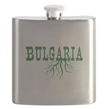 Bulgaria Roots Flask