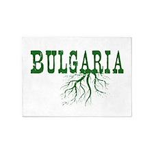 Bulgaria Roots 5'x7'Area Rug