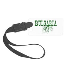Bulgaria Roots Luggage Tag