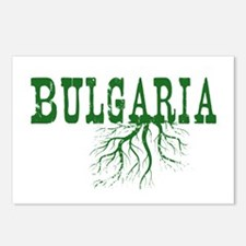 Bulgaria Roots Postcards (Package of 8)