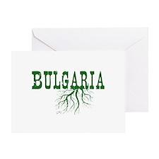 Bulgaria Roots Greeting Card