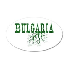 Bulgaria Roots Wall Decal