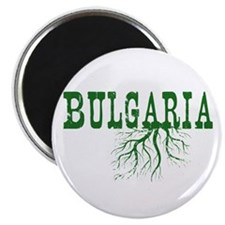 "Bulgaria Roots 2.25"" Magnet (10 pack)"