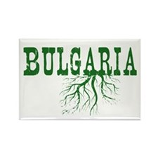 Bulgaria Roots Rectangle Magnet (10 pack)