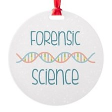 Forensic Science Ornament