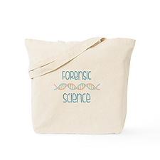 Forensic Science Tote Bag