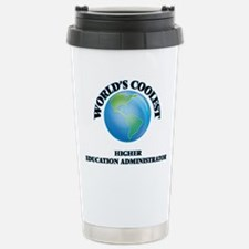 Higher Education Admini Travel Mug