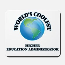 Higher Education Administrator Mousepad