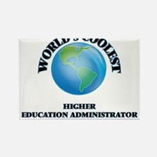 Higher Education Administrator Magnets