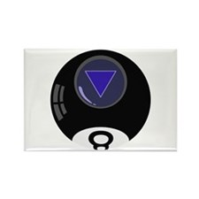 8 Ball Fortune Magnets