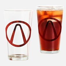 Unique Anime nerd Drinking Glass