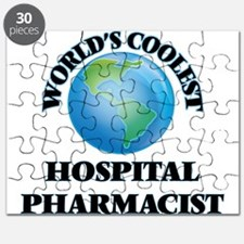 Hospital Pharmacist Puzzle